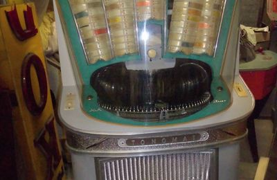 juke box     allemand     tonomat