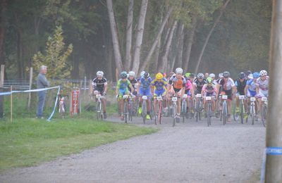 Cyclo-cross TOSTAT 07/10