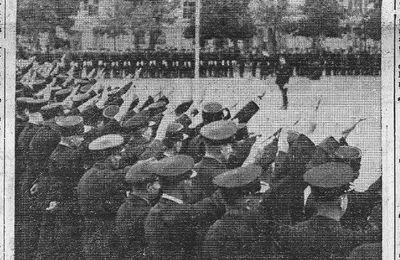 police sous vichy et la répression sous l'heure d''été de 1942