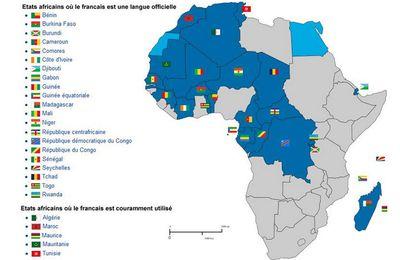 L'aide publique au développement de la France vers les pays francophones!