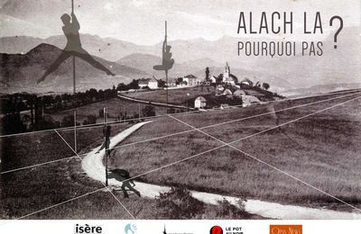"""ALACH LA?"": CREATION PARTICIPATIVE DANSE - 08 AVRIL - 20H30 - LA GRANGE"