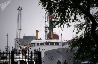Etablissement d'une liaison maritime Rason-Vladivostok