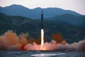 Réunion du Conseil de sécurité des Nations unies après le 10e tir de missile nord-coréen de l'année