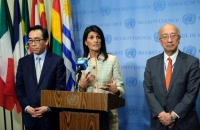 Sanctions ou négociations : les options de Washington... et Pékin