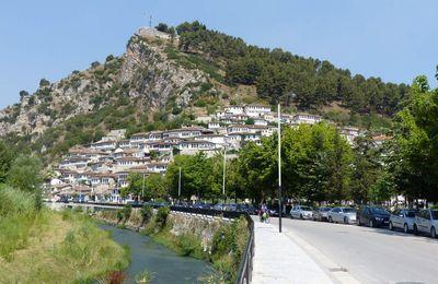 En route vers l'Albanie