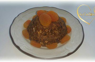 Bowl Cake Choco-abricots