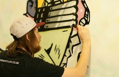 Street Artist Revolutionizing Visual Art