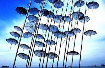 Histoire de Parapluie,  History of humbrella