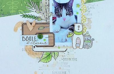 Boule d'amour / challenge Cie des Elfes