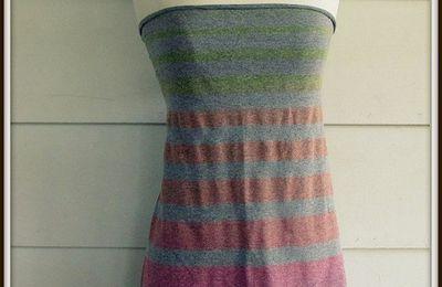 Une robe sans couture