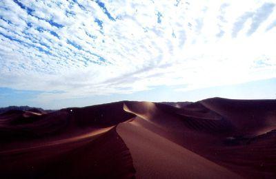 Paysages et sites : Beauté du désert