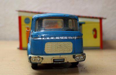 Dinky Toys Berliet GAK benne