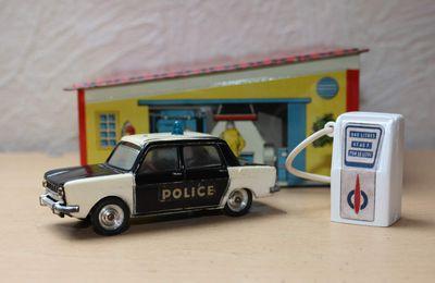 Minialuxe Simca 1000 police