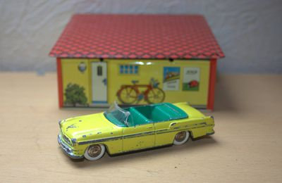Dinky toys Chrysler New Yorker