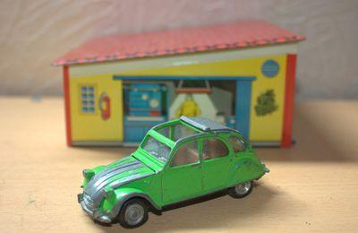 Dinky Pilen -  Citroën 2cv