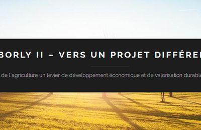 Le projet BORLY 2 et l'aménagement du territoire d'Annemasse-agglo