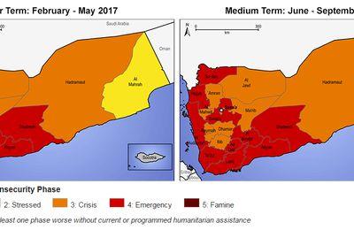 Hunger- und Gesundheitskrise im Jemen
