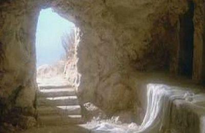 Jésus est ressuscité!