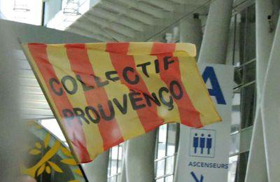 Marseille, AG 2017 du Collectif Prouvènço