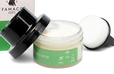 Fama Eco : crème sans solvant incolore pour cuir (Famaco)