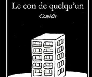 Hervé Heurtebise - Le con de quelqu'un (Avis)