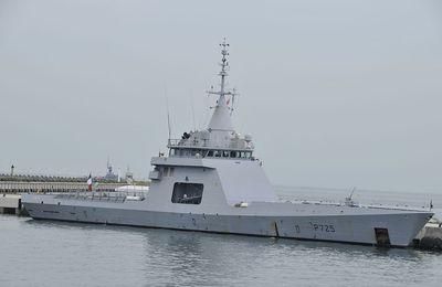 La France bien placée pour vendre quatre patrouilleurs à la marine argentine