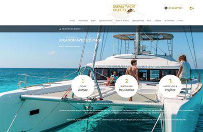 Nautisme - Nextstage et Fountaine-Pajot prennent le contrôle du loueur de bateaux Dream Yacht Charter