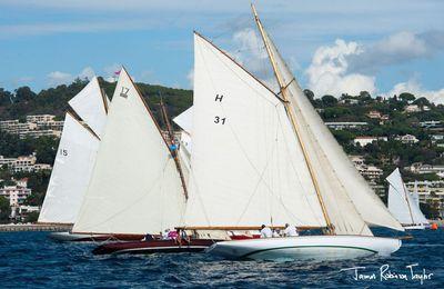 Régates Royales - Trophée Panerai : Cannes, capitale du yachting classique du 20 au 23 septembre