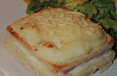 CROQUE MONSIEUR GEANT (WW)