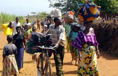 RDC :Abakongomani bari guhungira i Burundi imirwano iri kubera  muri Kivu y'amajyepfo.