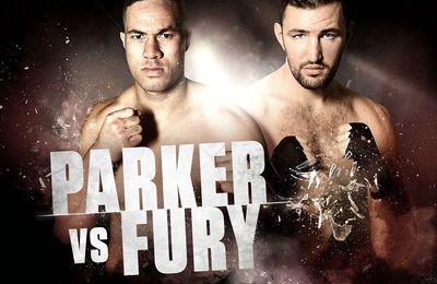 [Infos TV] Le combat Parker vs Fury en direct ce samedi sur SFR Sport 1 !