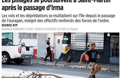Saint-Martin : entre fakes et version officielle, la nuance disparait