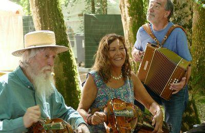 Des festivals de printemps et d'été (2). Festival Le Son continu. Rassemblement des instruments et musiques populaires. Château d'Ars – Lourouer-Saint-Laurent –(36). 13-17 juillet 2017.