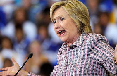 Clinton à propos d'Assange: «Pourquoi ne pas l'éliminer avec un drone?»