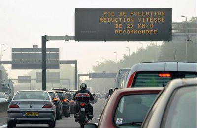 Les bienfaits sur la santé des mesures antipollution