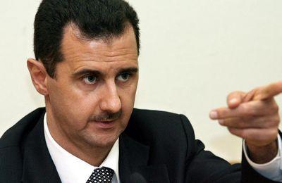 Assad confiant dans la victoire à Alep