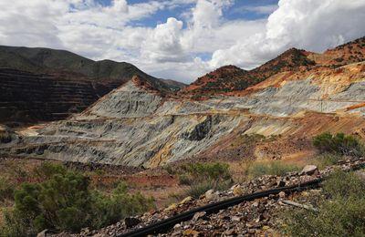Un immense gisement de cuivre découvert en Arabie Saoudite