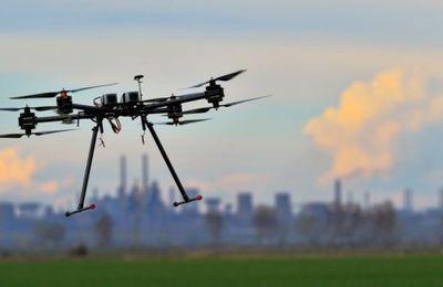 Des essaims de drones pour faire la guerre