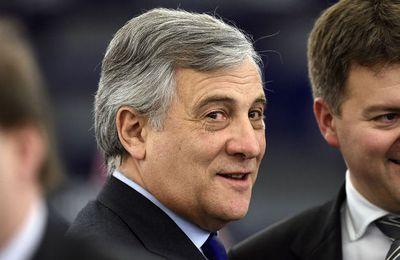 Qui est Antonio Tajani, nouveau président du Parlement européen