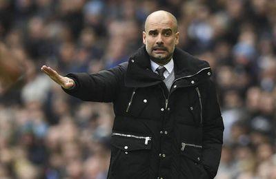 Pep Guardiola n'impressionne pas tant que ça en Angleterre
