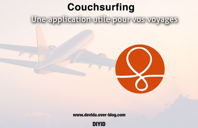 Couchsurfing : une application utile pour vos voyages