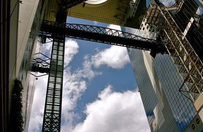 Osaka : Uméda Sky Building, pour une promenade aérienne à plus de 170m au dessus d'Osaka