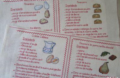 Mon second tome:Les Gourmandises du Petit Bistro se termine