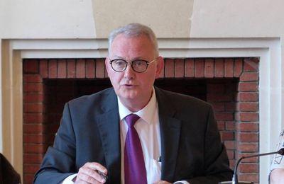 Pascal DELNEF, nouveau Maire de Roye