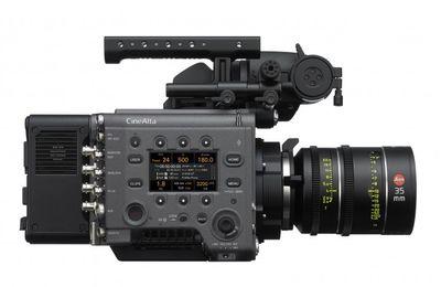 Sony annonce sa nouvelle caméra 6K: La VENICE.