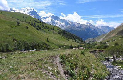 Aiguille du Goléon (3427m) - voie normale