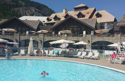 Un week-end d'été au club med de Serre-Chevalier.