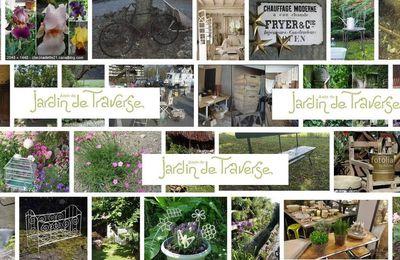 Brocante au Jardin de Traverse Vendredi 6 octobre 2017 de 10h à 14h