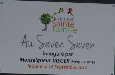 "Inauguration officielle du ""Seven Seven"""