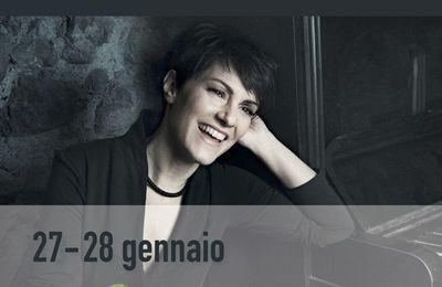 Velia Lalli apre la Rassegna di Stand Up Comedy Live allo Spazio Diamante il 27 e 28 gennaio